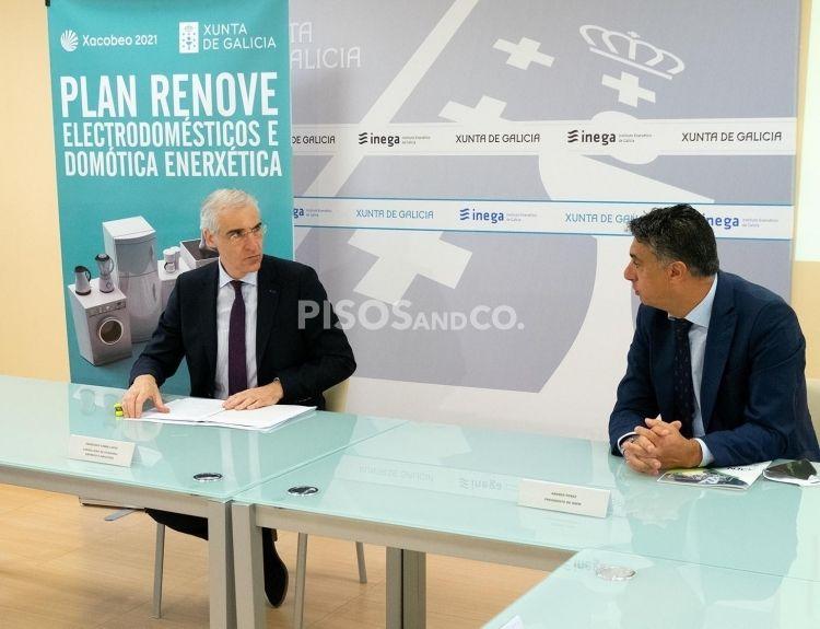 Ayudas de la Xunta de entre 100 y 450 euros para cambiar los electrodomésticos y la domótica.