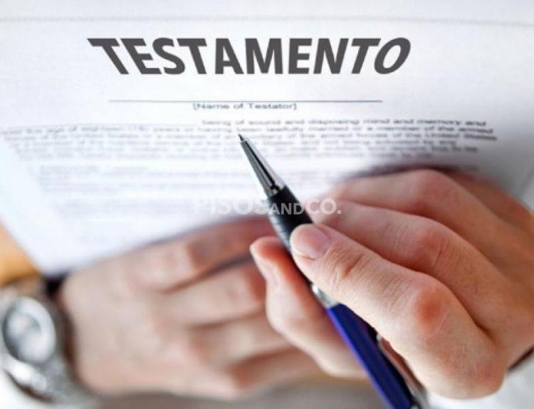 Diferencia entre herencia y testamento.