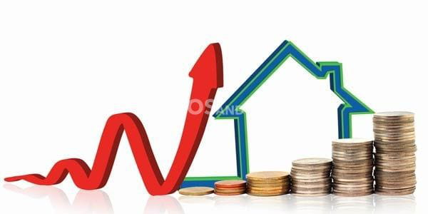 Sube el precio de la vivienda.