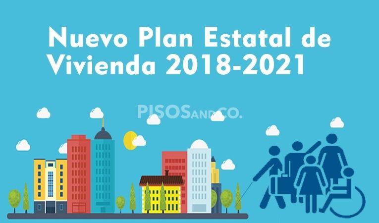 Plan de Vivienda 2018-2021: Ayudas al alquiler