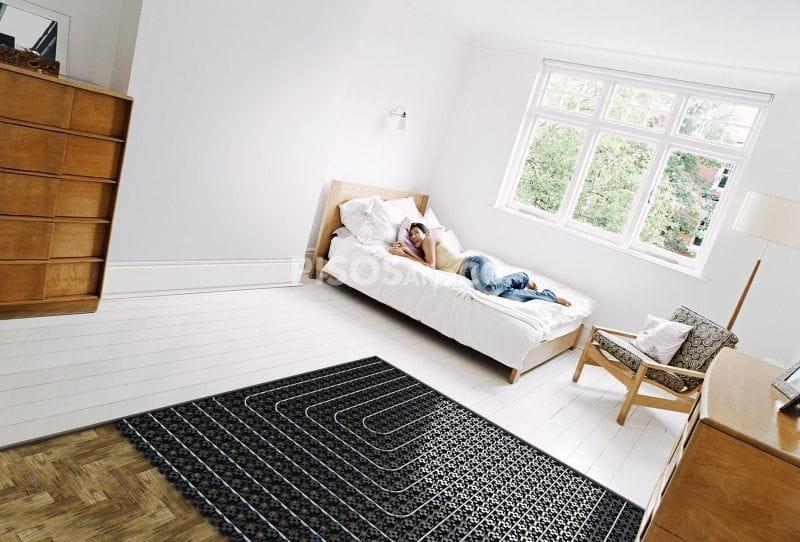 Suelo radiante o radiadores, te damos las claves para tomar la decisión más adecuada para tu hogar.