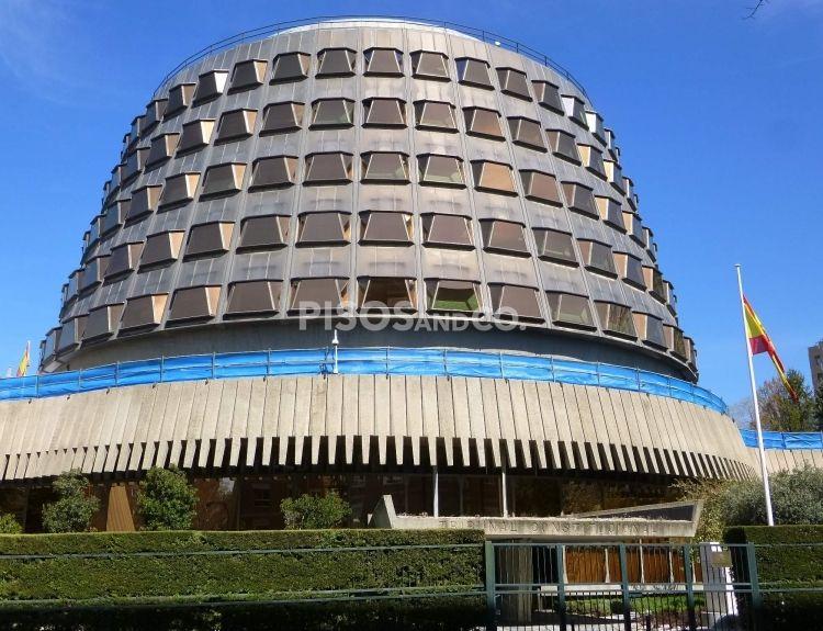 El Tribunal Constitucional pide la adaptación de la legislación de la plusvalía a los principios de la Constitución.