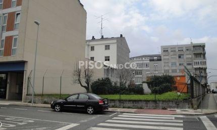 Calle SOLAR EN ESTRADA GÁNDARA - Narón (A Coruña)