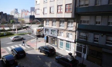 Calle Ramón Menéndez Pidal - Los Mallos - Vioño, A Coruña
