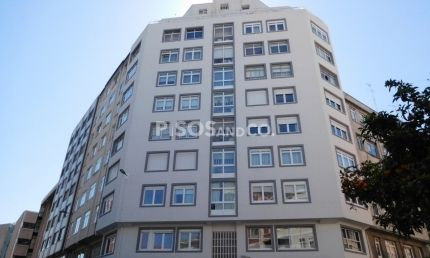 Calle Monforte - Los Mallos - Vioño, A Coruña