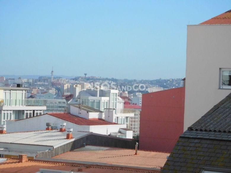 Calle Forcarey - Montealto - Adormideras, A Coruña
