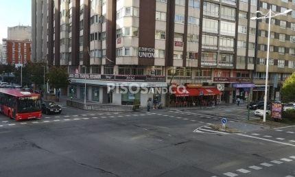 Avenida OZA - Cuatro Caminos - Pza da Cubela, A Coruña
