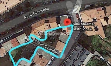 Calle MIRAMAR CASTRILLÓN - Los Castros - Castrillón - Eirís, A Coruña