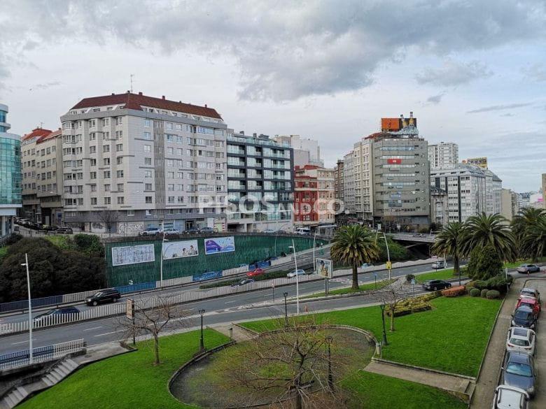 Calle cabana - Cuatro Caminos - Pza da Cubela, A Coruña