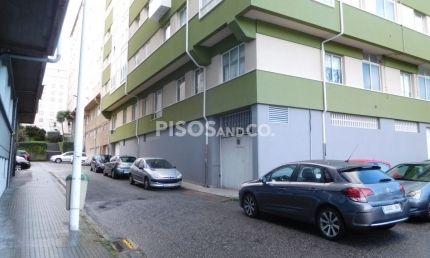 Calle Jaime Hervada - Agra del Orzan - Ventorrillo, A Coruña
