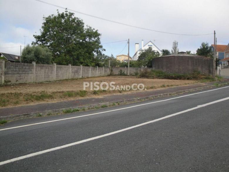 Lugar Finca no urbanizable en Piñeiro (Meirás Sada) - Sada (A Coruña)