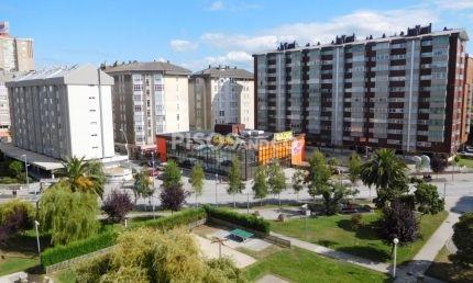 Plaza Pintor Laxeiro - Elviña - Barrio de las Flores, A Coruña
