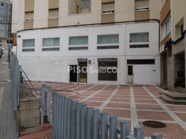 Calle Antonio Viñes - Los Mallos - Vioño, A Coruña