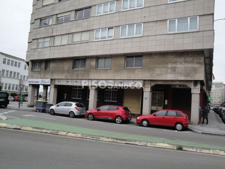 Calle Almirante Langara - Riazor - Los Rosales, A Coruña