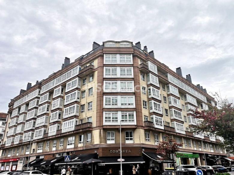Calle Enrique Mariñas Romero - Someso - Matogrande, A Coruña