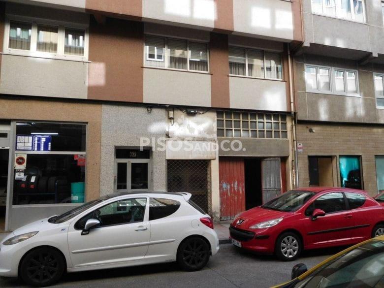 Calle San Vicente - Los Mallos - Vioño, A Coruña