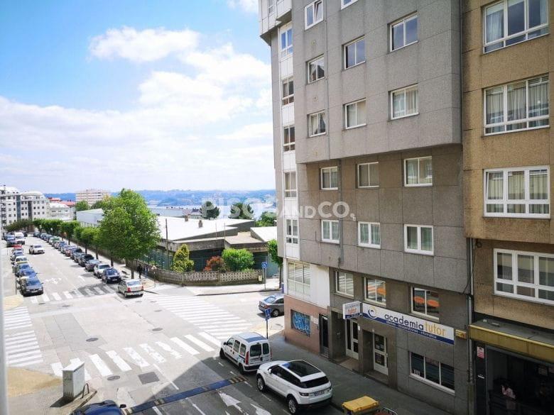 Calle José María Hernánsaez - Los Castros - Castrillón - Eirís, A Coruña