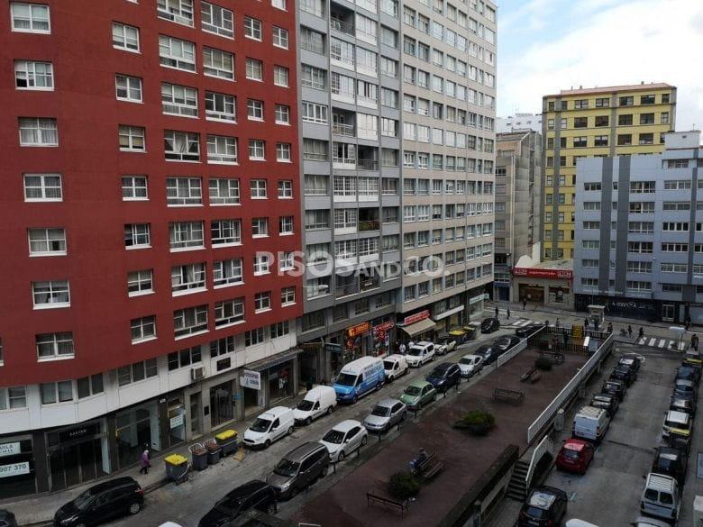 Calle Benito Blanco Rajoy - Cuatro Caminos - Pza da Cubela, A Coruña